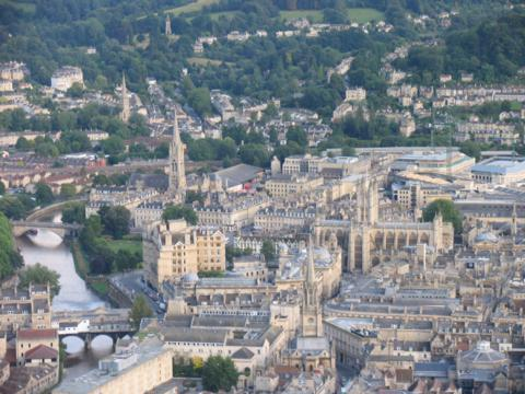 Picture of Bath Parade Tour tour Two-hour walking tours of Bath