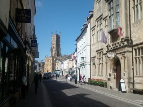 Picture of Bath Parade Tour tour Full-day guided tour of the Cotswolds Edge