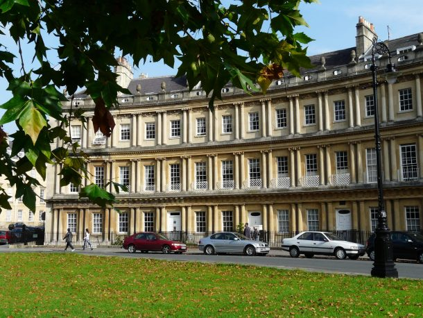 Picture of Bath Parade Tour tour I'm a filler block for Bath Full Day Tours