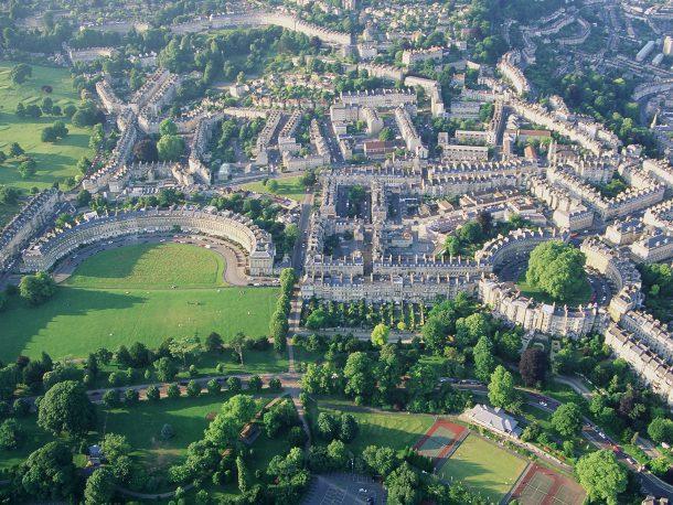 Picture of Bath Parade Tour tour Bath in depth